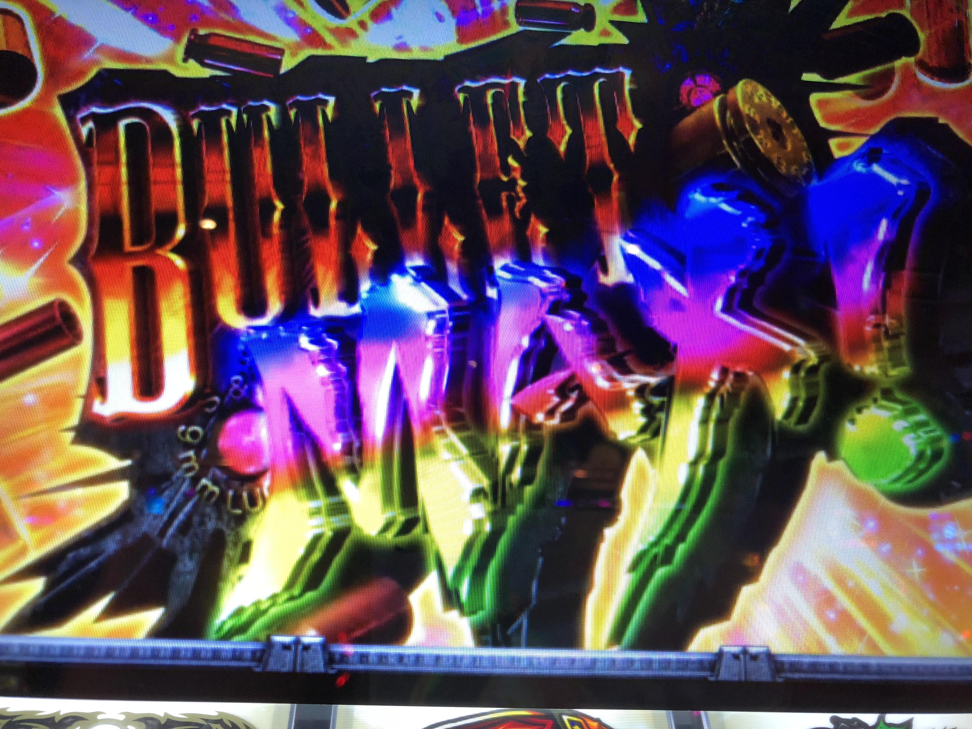 ブラックラグーン3~5.9号機は面白い!初打ち初ARTで即バレ満!!みんななんで打たないの??~